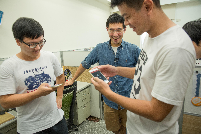 Apps創意加速器 吳尚鴻的自造夢工場