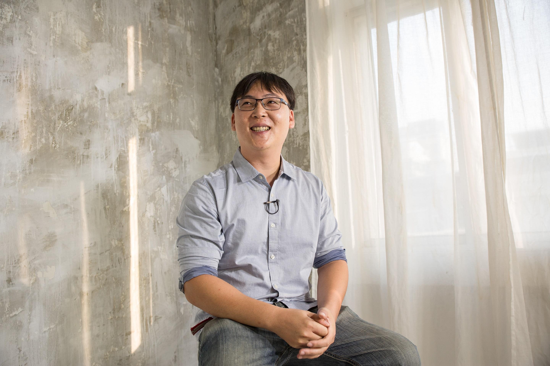 返鄉找到新天地 羅群智發展台灣特色SDN研究