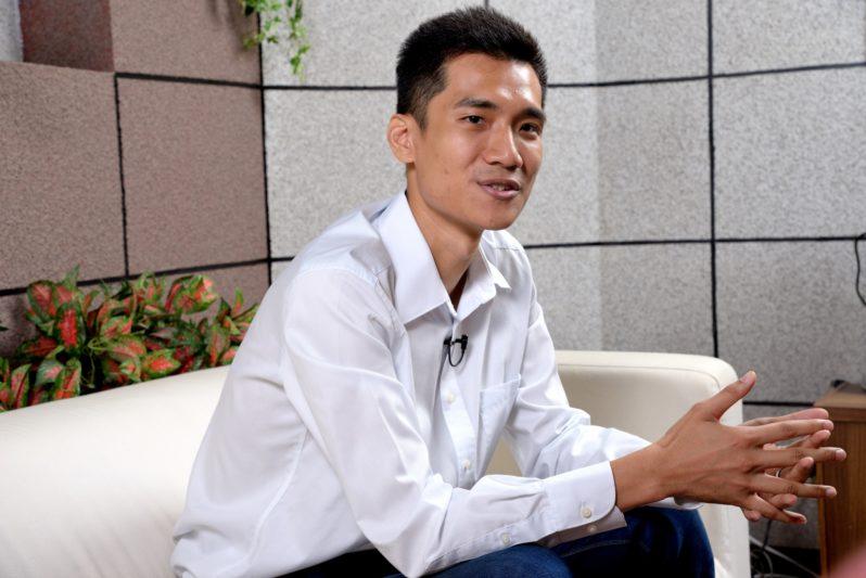 站在世界舞台的中央 康庭維:台灣是天線技術人才 最好的搖籃