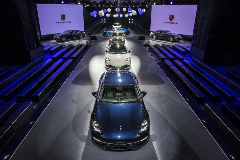 Porsche Panamera四門GT跑車正式降臨!基本售價NT$488萬起跳