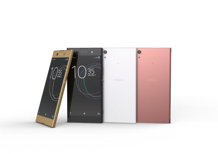 動眼看:Sony Xperia XA1、XA1 Ultra外型相似,但尺寸等細節不同