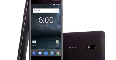 Nokia 6霧面黑