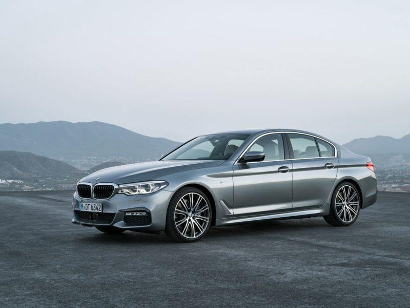 董仔該換車了!第七代BMW全新大5系列霸氣登場