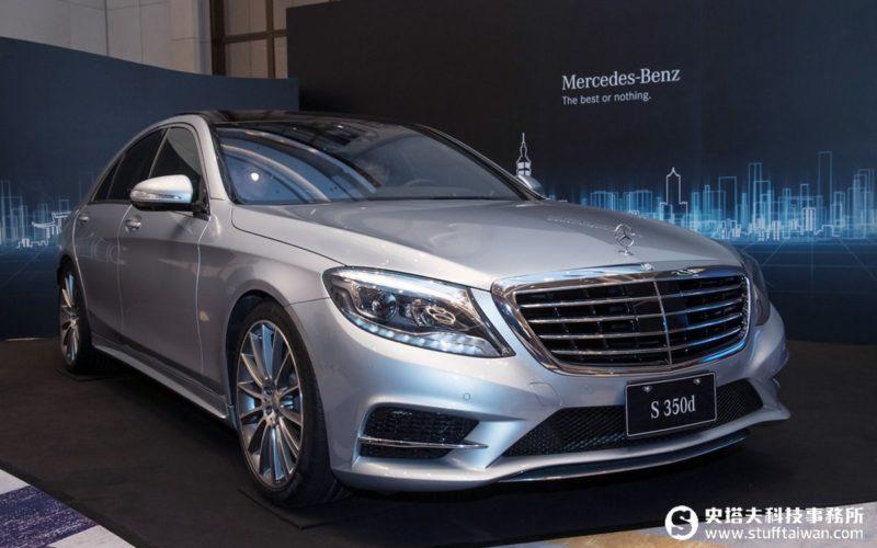 Mercedes-Benz銷售好成績!2017年能量充沛更多重量級新車登台