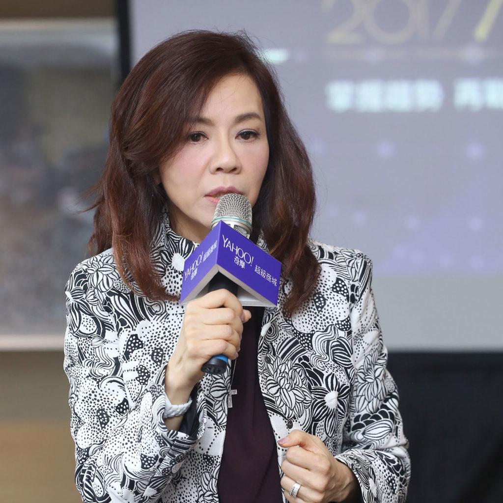 Yahoo奇摩亞太區資深副總裁暨董事總經理鄒開蓮