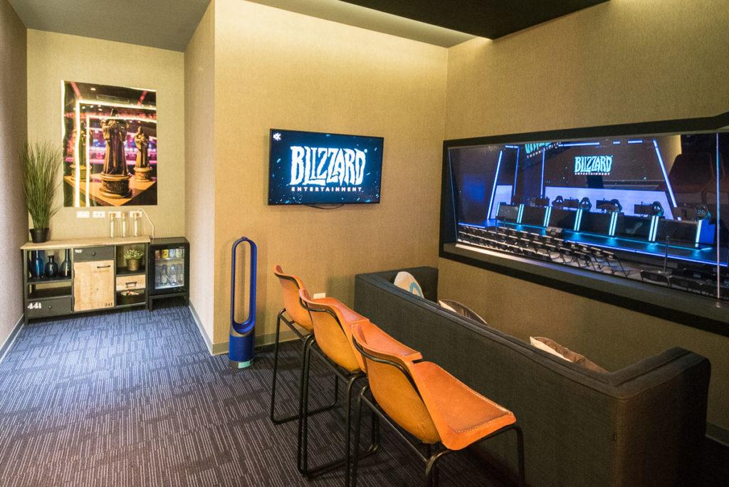 暴雪電競館VIP室