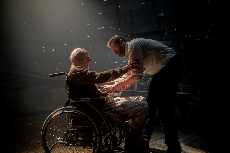 【羅根】完美終章英雄謝幕!休傑克曼與派屈克史都華來台宣傳