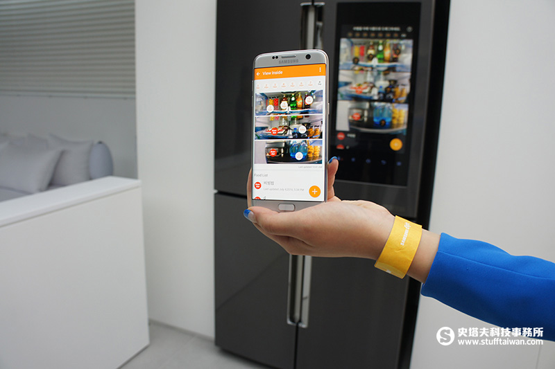 Family Hub IOT物聯網冰箱App
