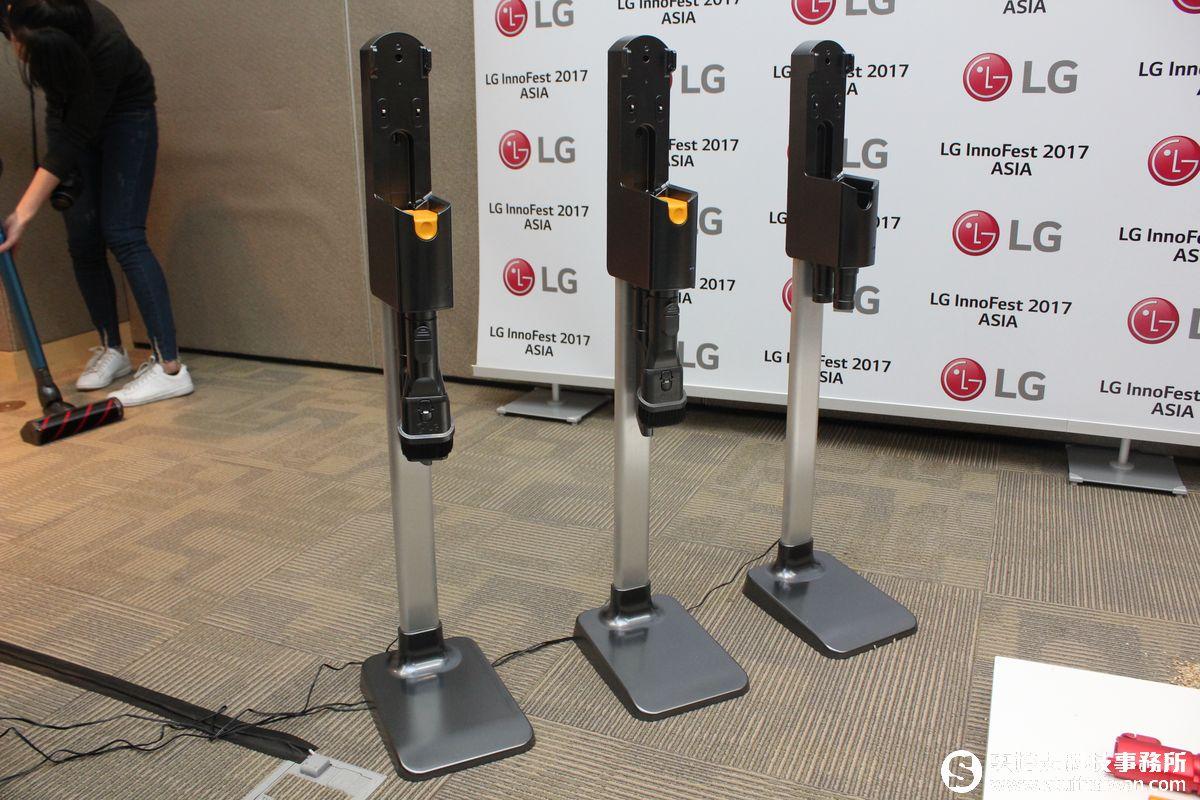 最強清潔武器降臨!LG Cordzero H9 無線直立吸塵器登場