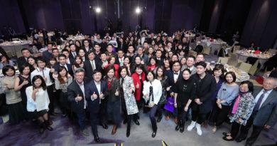 Yahoo奇摩超級商城2017金店獎頒獎典禮大合照
