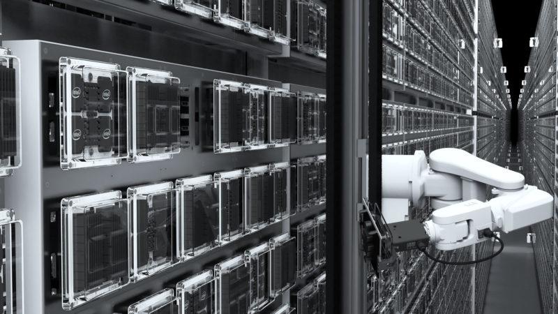 5G模組化數據中心