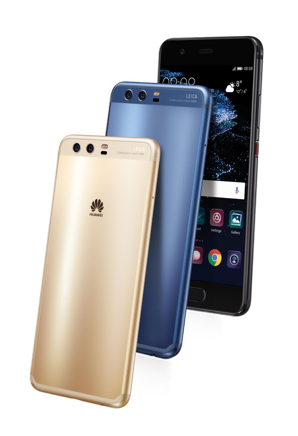 Huawei P10 Plus手機資費方案