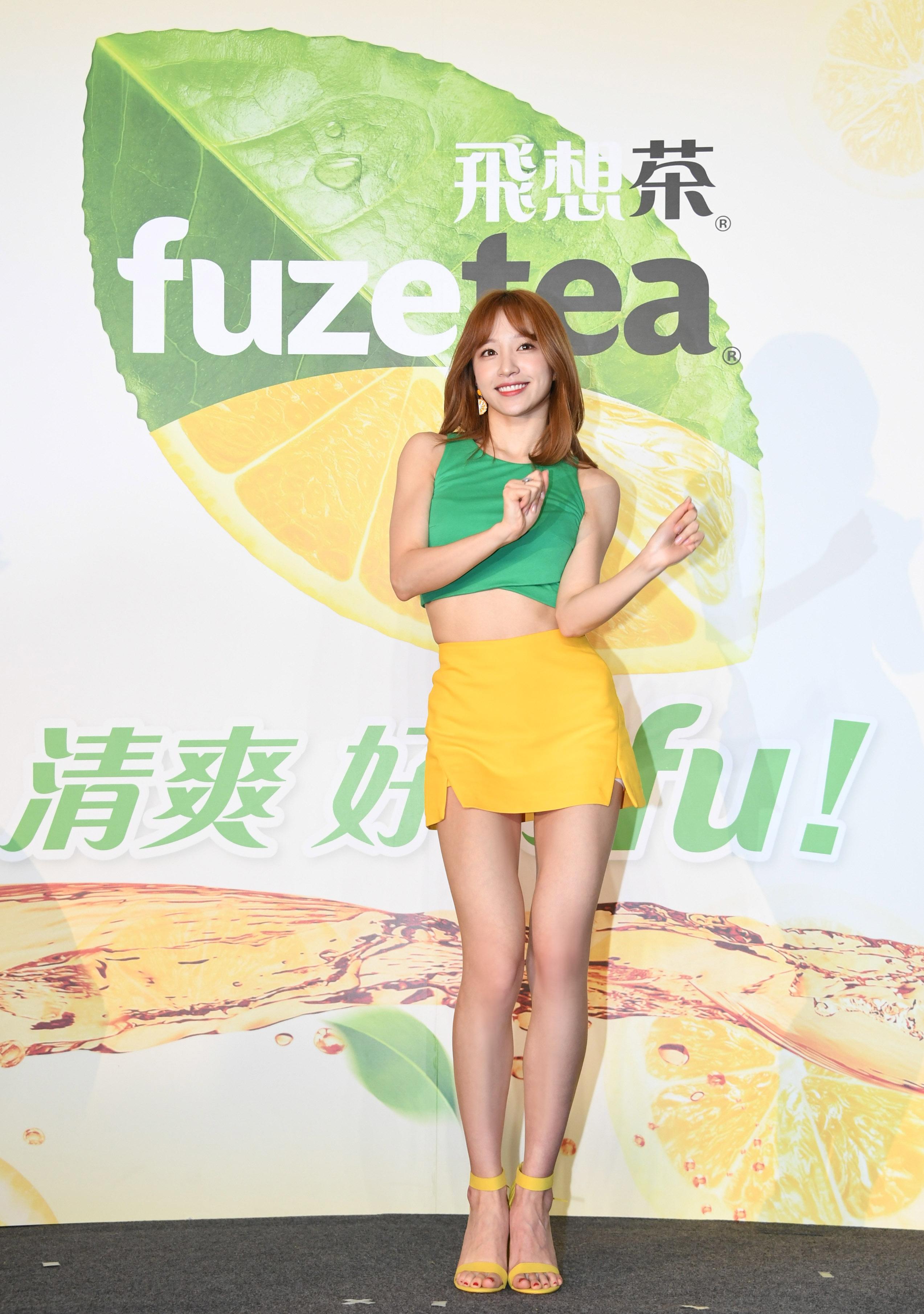 韓團女神EXID Hani快閃寶島!台灣限定LINE貼圖可愛的不要不要