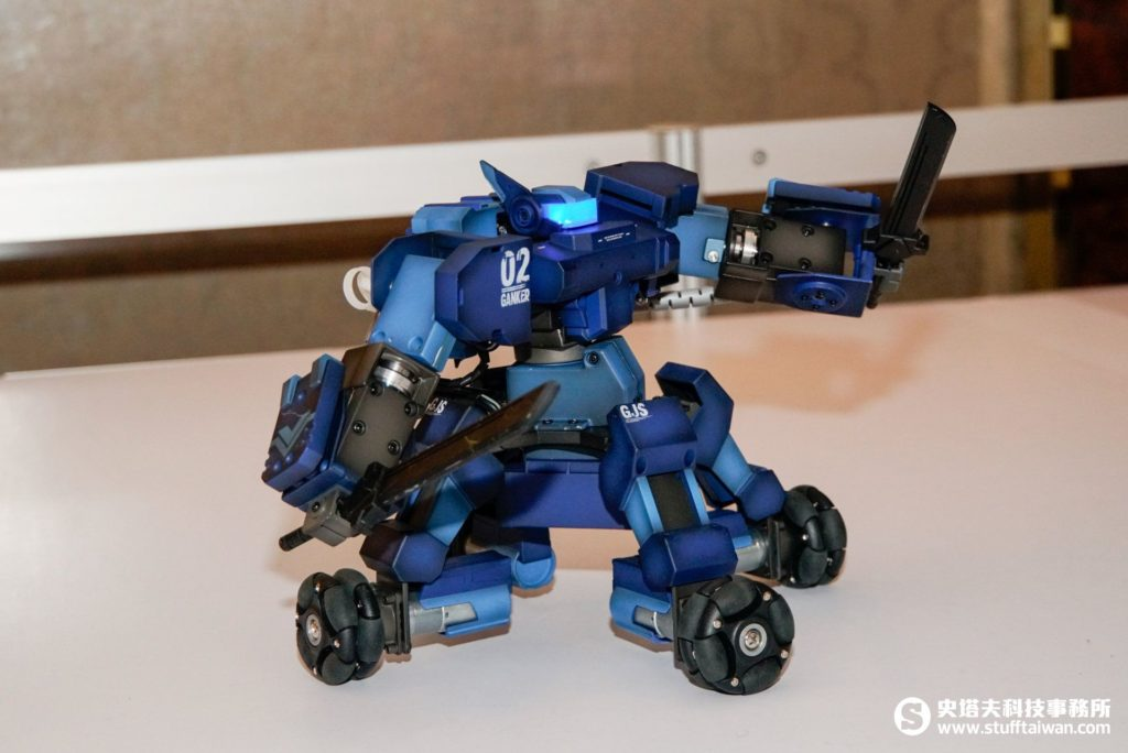 Ganker機器人