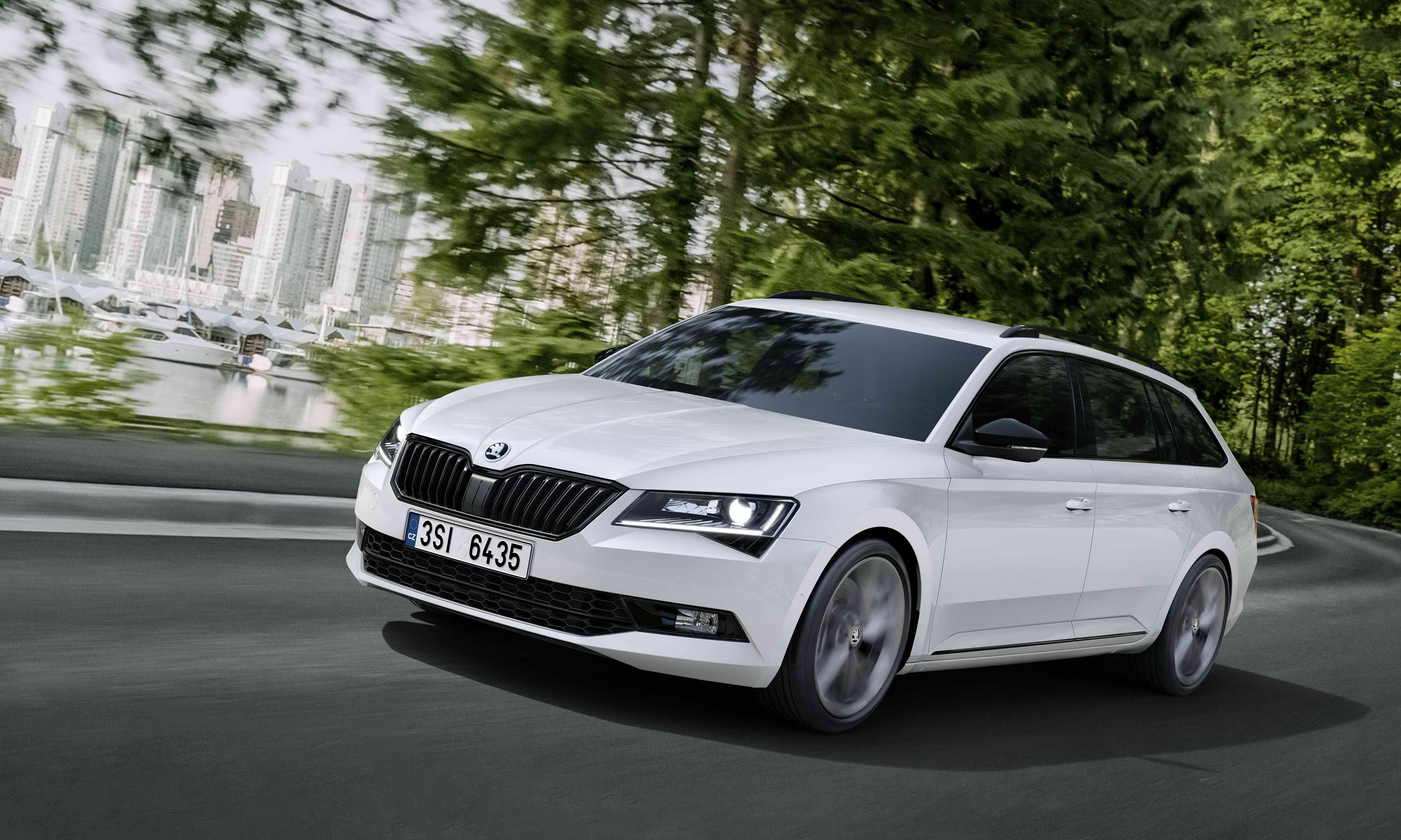 超級動力更升級!Škoda Superb Sportline、 TDI柴油高動力版連袂上市