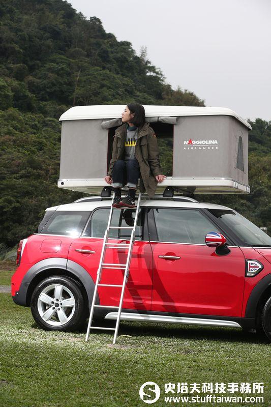 Mini Cooper S Countryman試駕:大隻佬