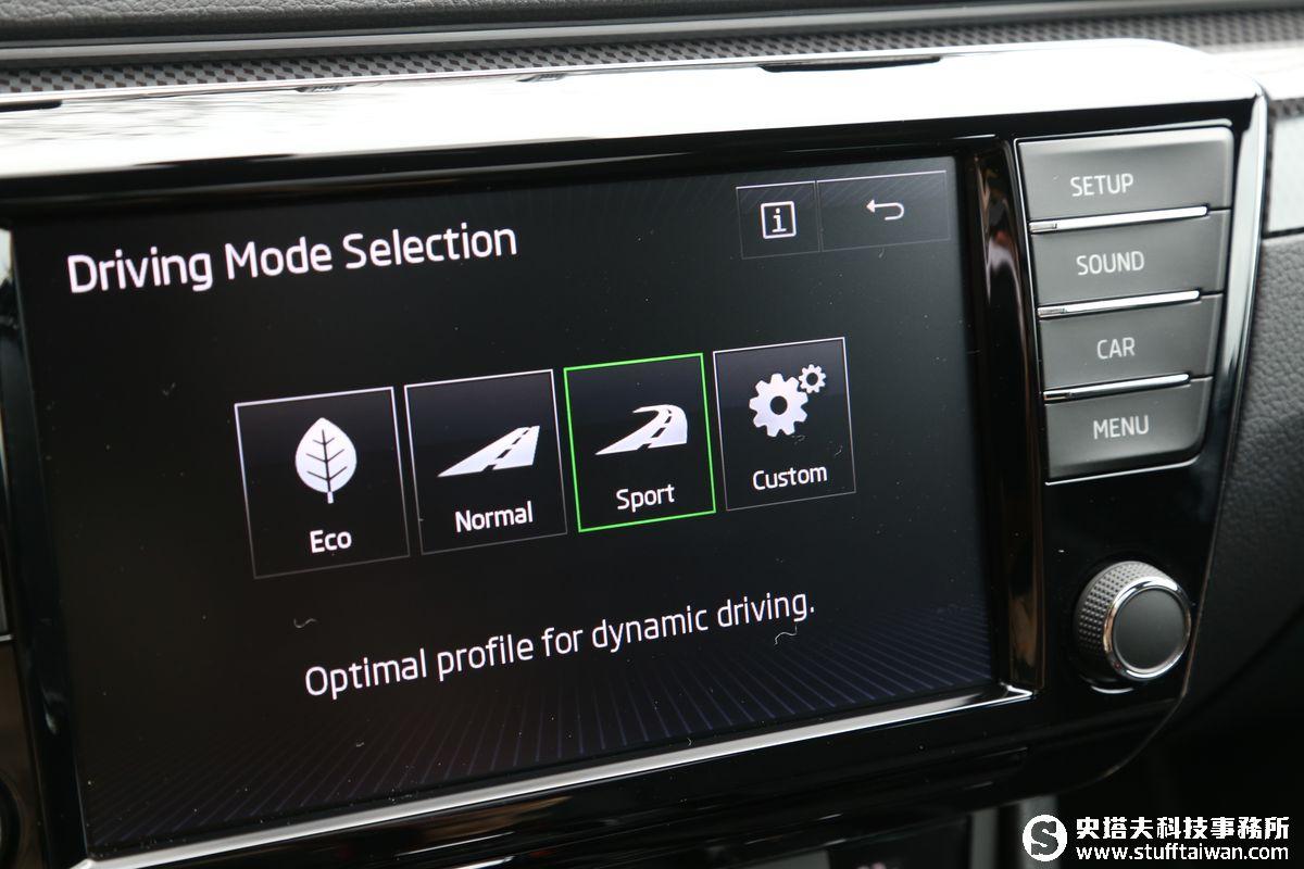 Skoda Superb 2.0 TSI SportLine Combi試駕:早買享折扣