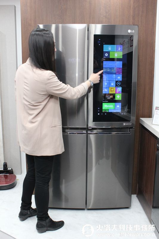 LG InnoFest 2017:物聯網拼圖逐漸實現