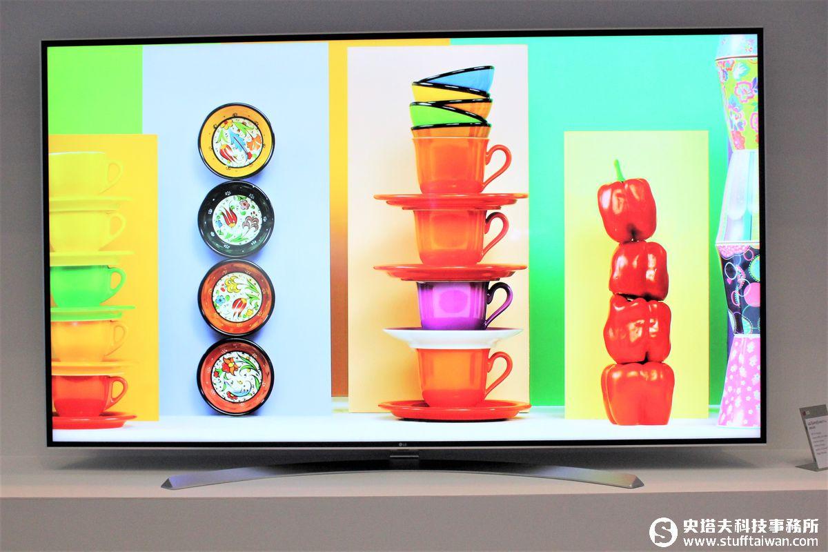InnoFest 2017:LG高階電視登場!SIGNATURE OLED TV、Super UHD TV一同展出