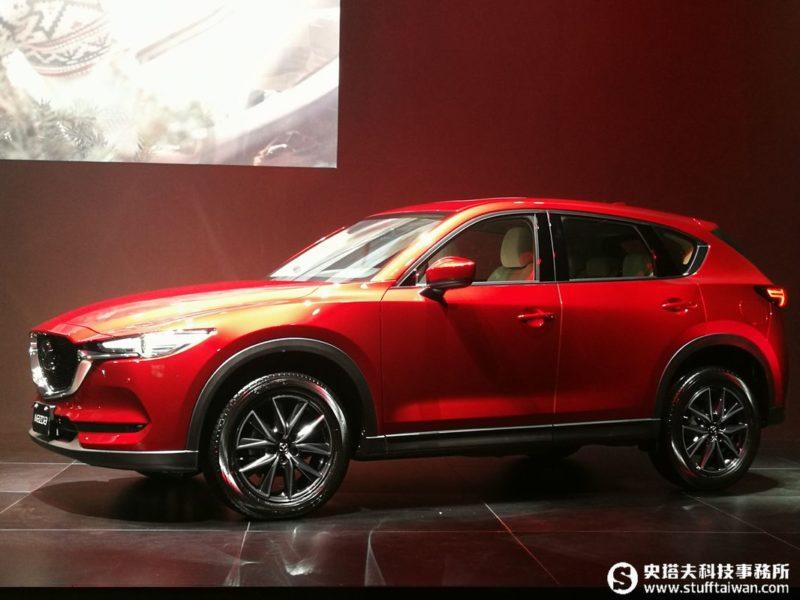 MAZDA CX-5全新改款上市:純日系、熱血魂動紅開上路讓人羨慕吧!
