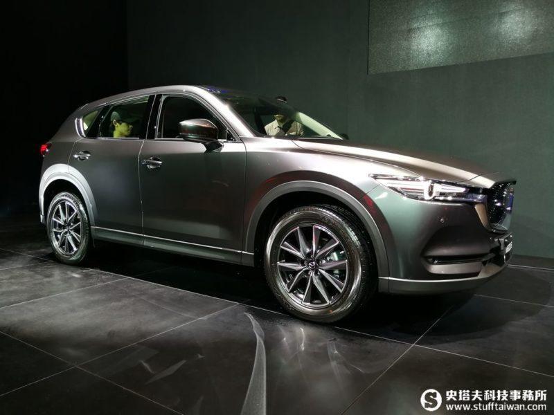 sdrMAZDA CX-5全新改款上市:純日系、熱血魂動紅開上路讓人羨慕吧!