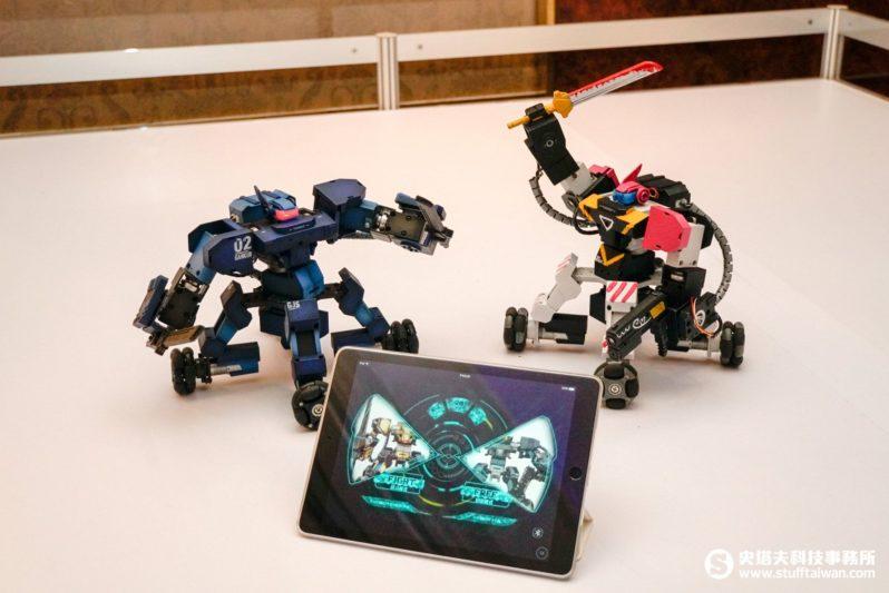 Ganker格鬥機器人