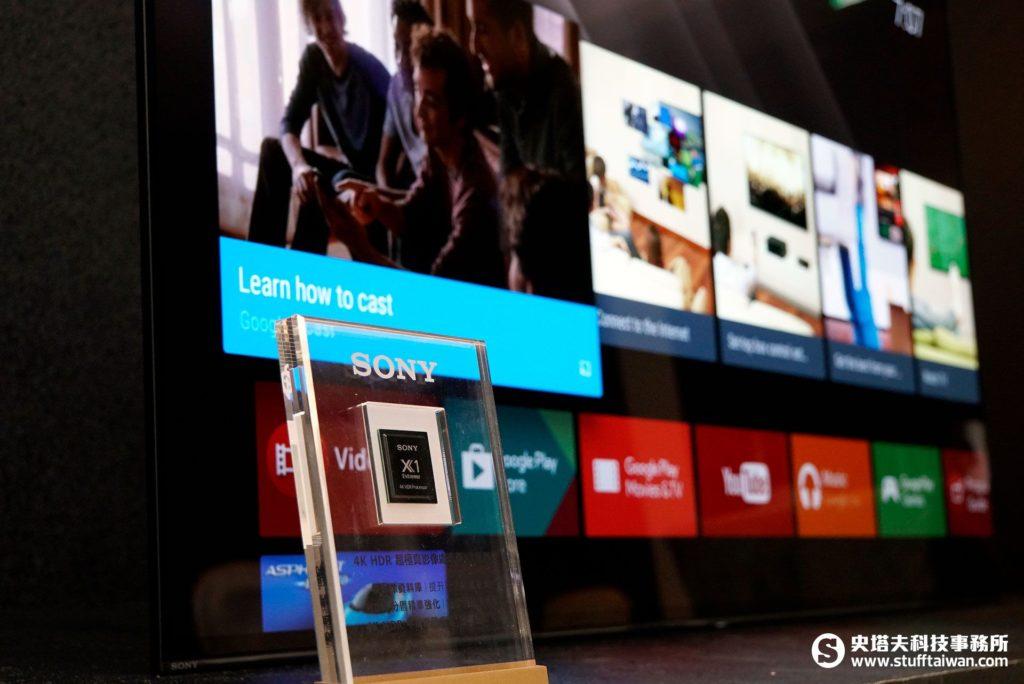 Sony BRAVIA TV處理器