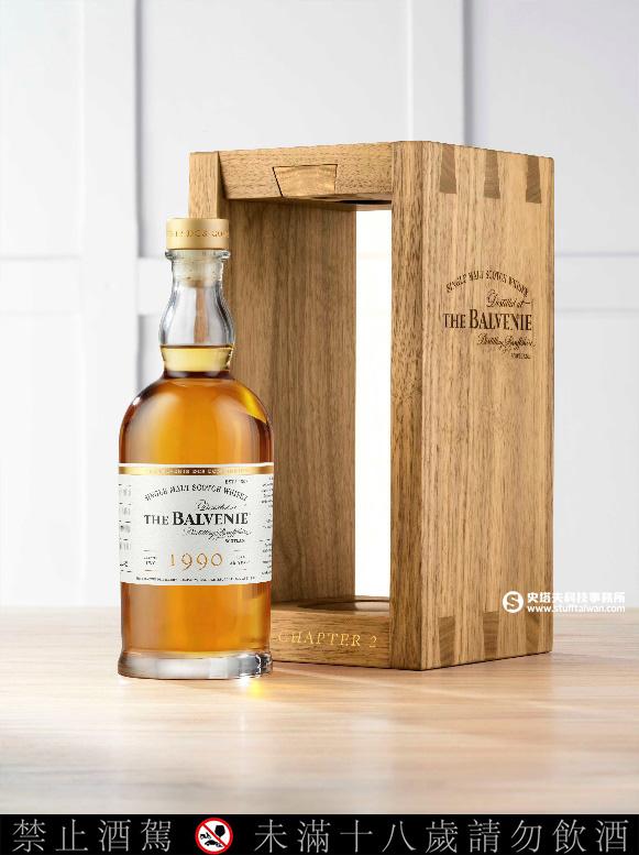 1990年美國波本桶26年珍稀威士忌