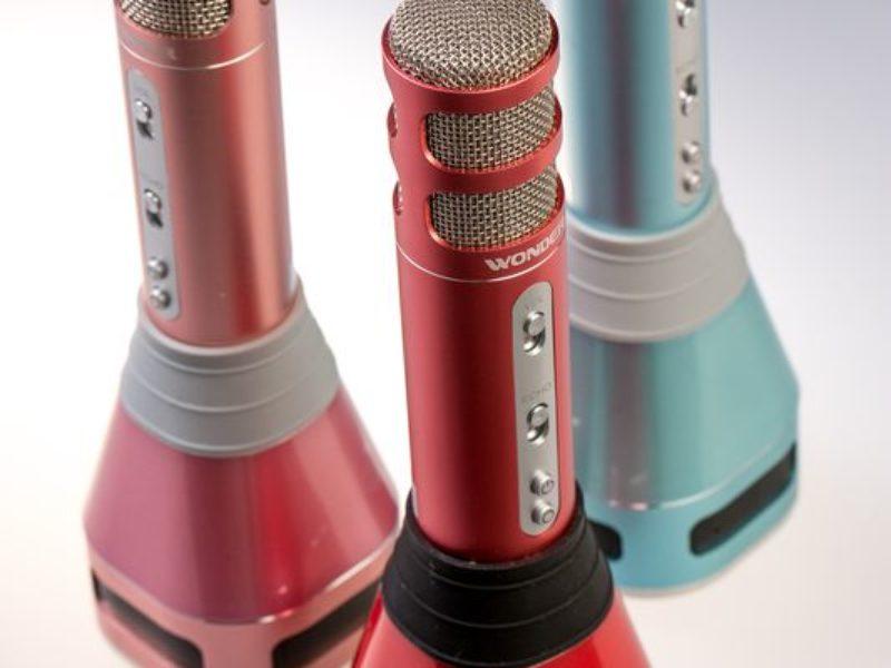 【ICON】旺德K歌姬:隨時隨地都能好好歡唱!