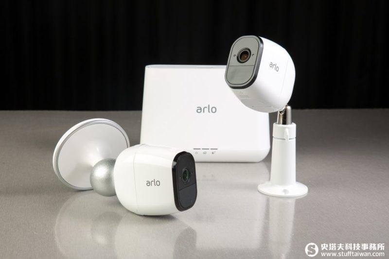 Netgear Arlo Pro測試:智慧監視系統更升級