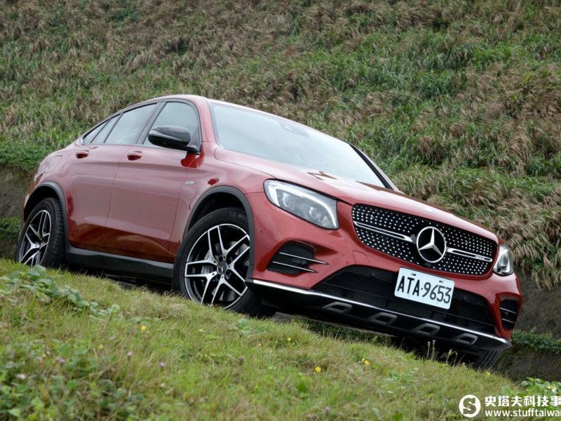 Mercedes-AMG GLC 43 4MATIC Coupé試駕:跨界動力跑格