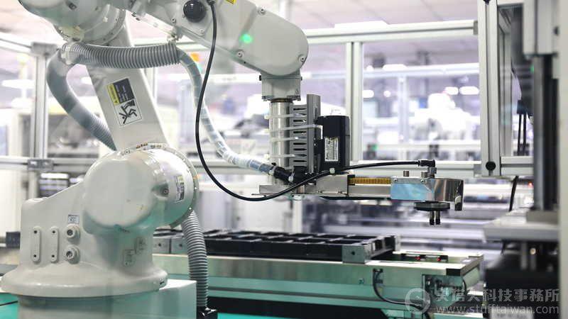 HTC工廠照片
