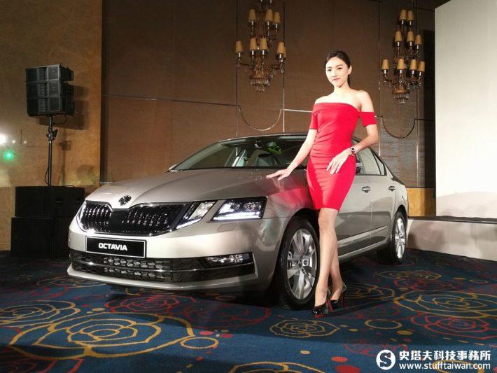 多項標配更令人心動!Škoda New Octavia 9氣囊大玩CP值策略