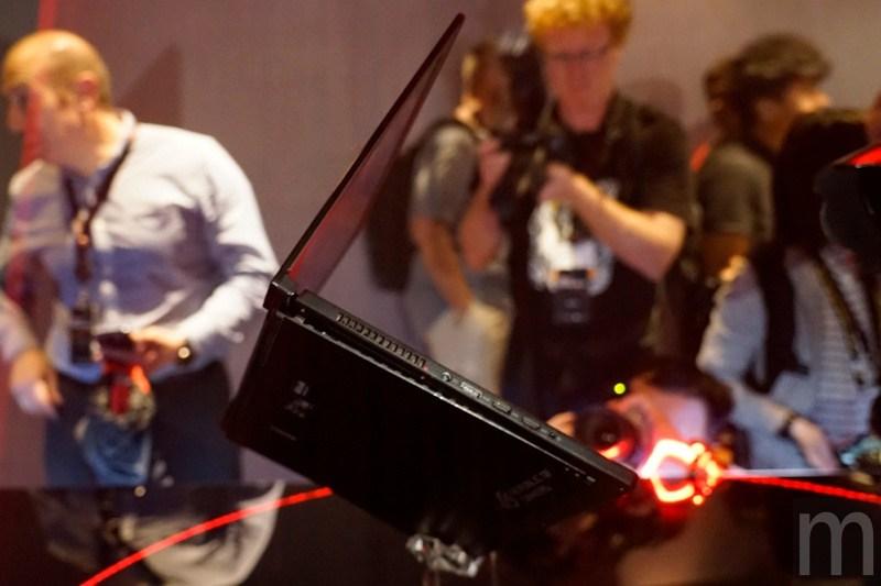 【Computex 2017】華碩最輕薄遊戲筆電ROG Zephyrus 厚度僅16.9mm、可流暢推動清析VR影像