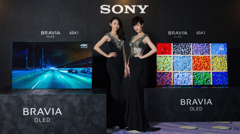 Sony 2017全新BRAVIA電視情境照