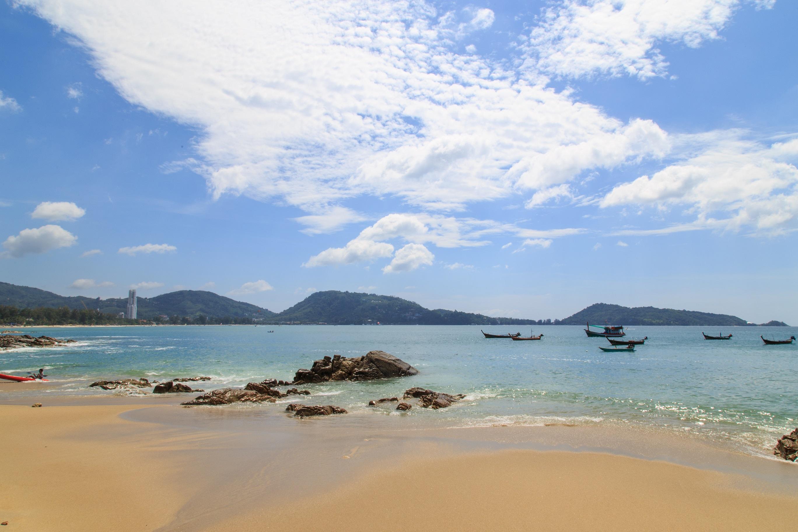 國人最愛十大熱門海灘全在亞洲,曬恩愛? 亞洲好