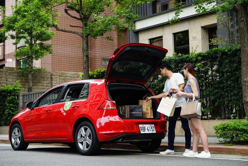 台灣Zipcar