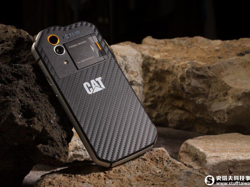Cat S60實測:野地實戰沒問題!一眼就能找出熱源