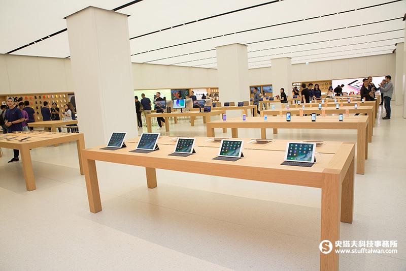 Apple Store台灣直營店