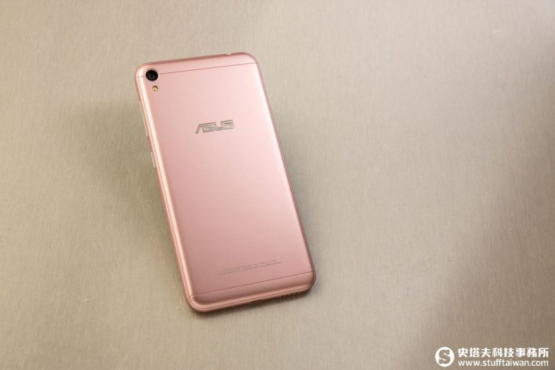 ASUS ZenFone Live測試:開直播也能美顏