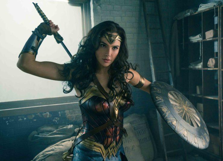 【神力女超人Wonder Woman】觀後影評:那個在女神身邊不停付出的男人