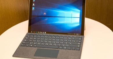 全新Surface Pro