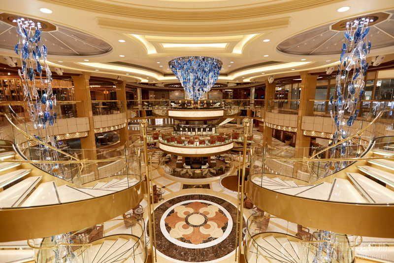 Ȳ�真價實的旗艦!盛世公主郵輪的六大頂級享受 ŏ�塔夫科技事務所