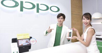 OPPO展現品牌魅力!R11搶先交機O粉排滿滿