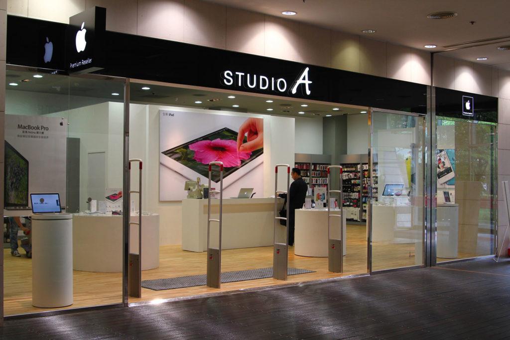 Studio A門市