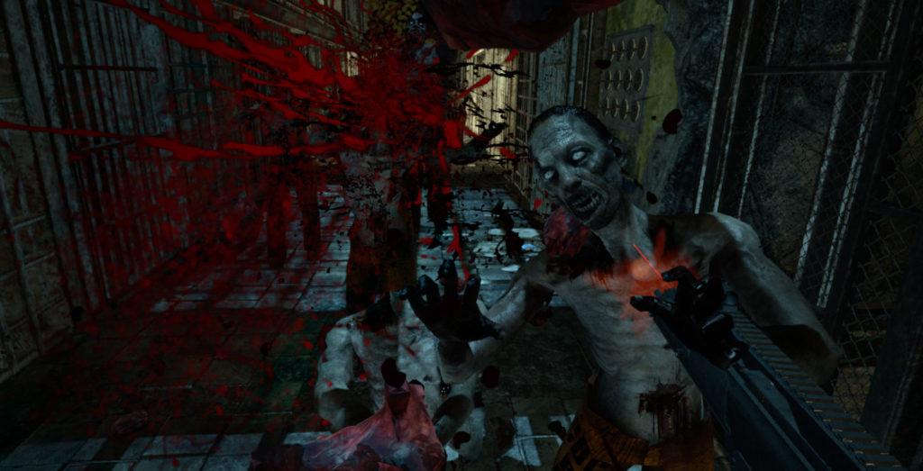 《屍獄末日》遊戲畫面