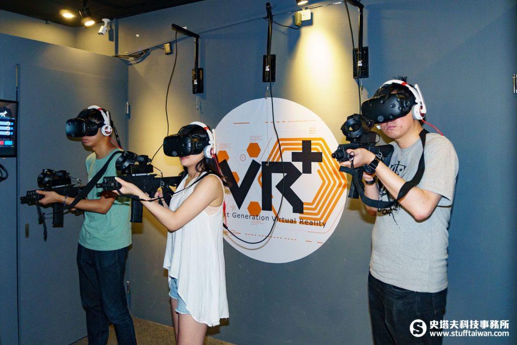 VR+遊戲室實況