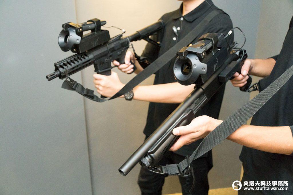 《屍獄末日》道具槍