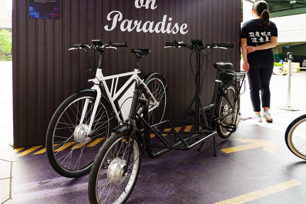 「Sliders城市自行車」的PickUP皮卡自行車