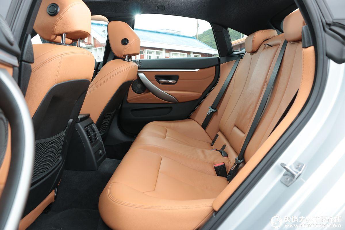 BMW 430i Gran Coupe M Sport試駕:主婦 情人 夢